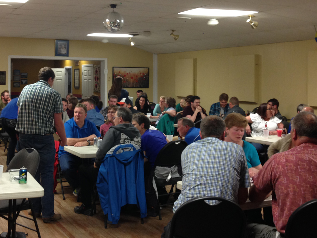 Carleton JF Hosts Trivia Night
