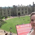Claire Warwick Castle