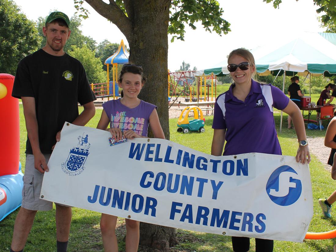 Wellington County Junior Farmers