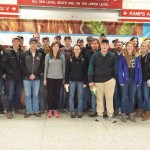 Oxford Junior Farmers visit Louisville