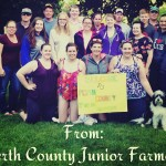 Perth County where we were welcomed with a club BBQ