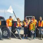Perth Junior Farmers Roadside Cleanup