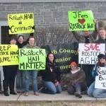 Perth Junior Farmers Save Rostock Hall
