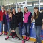 delegates-ice-skating